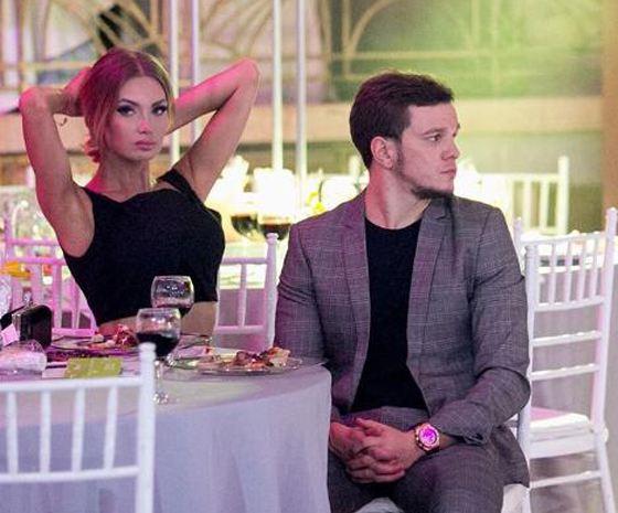 Звезда «Дома-2» Евгения Феофилактова рассталась смолодым супругом