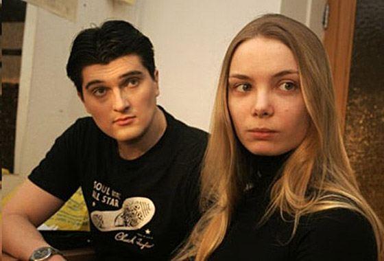 Ольга и Вахтанг Беридзе