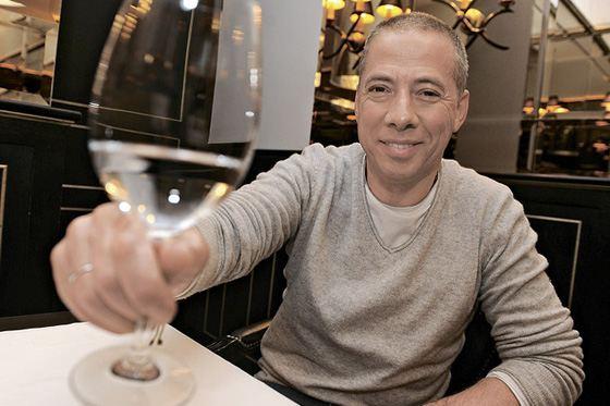 The restaurateur Arkady Novikov
