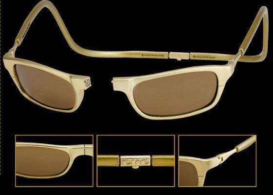 Эти очки удобно надевать