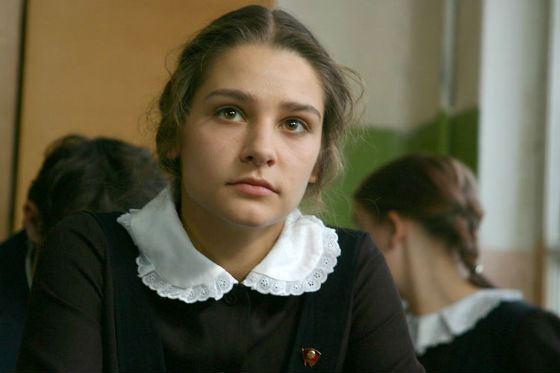 «Громовы»: Глафира Тарханова в роли Насти Громовой
