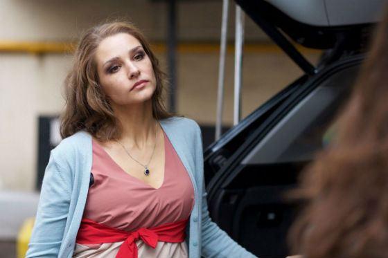 «Измены»: Глафира Тарханова в роли Даши