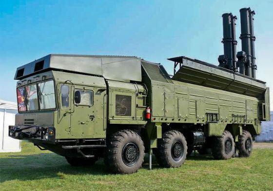 Ракетный комплекс «Бастион»