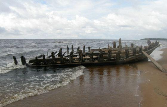 Некоторые корабли удается поднять со дна