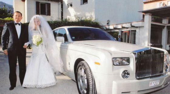 Михаил борщев свадьба с анной горшковой