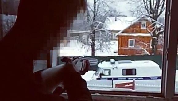 СК: Псковские подростки были застрелены из ружья