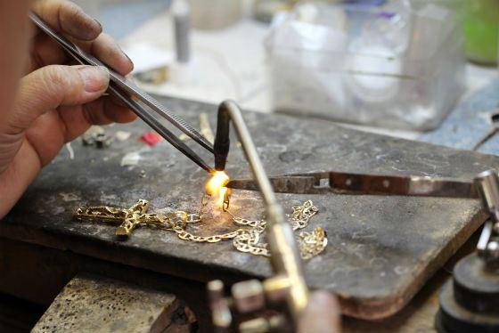Ремонт ювелирных изделий – дело тонкое