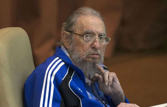 Fidel Castro in the last years of his life