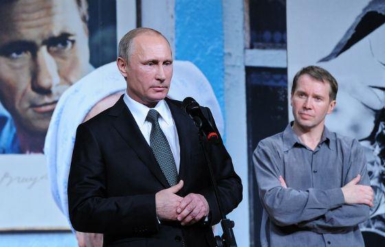 Путин отправил Евгению Миронову поздравление с 50-летием