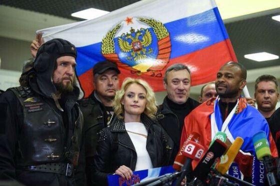 Герб РФ дизайна байкера Хирурга стал более «советским»