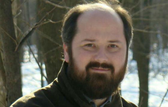 На фото: Николай Левкин, священник, насмерть сбивший пешехода