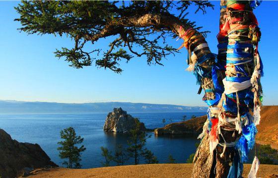 Шаманы ежегодно собираются на острове
