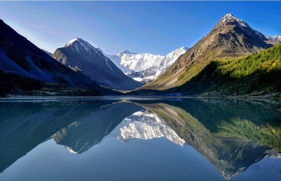 Гора Белуха на Алтае Uzn_1480450588