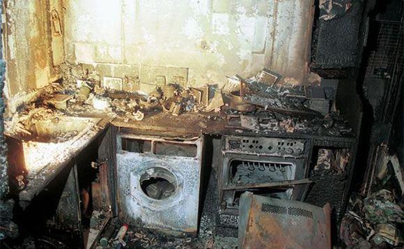 Замыкание в стиральной машинке убило семью хоккеистки Людмилы Юрловой