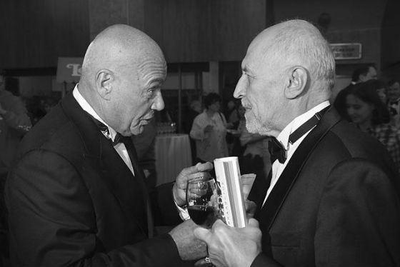 Дроздов и Познер вместе учились на биофаке МГУ