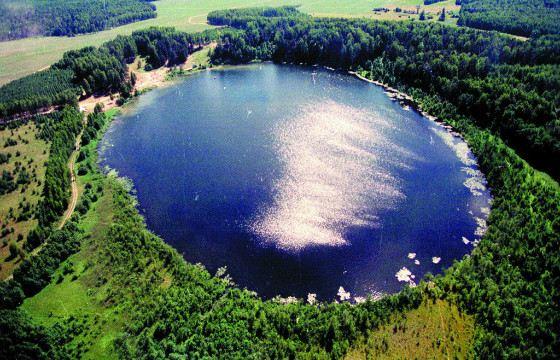 Озеро Светлояр в Нижегородской области Uzn_1480514181