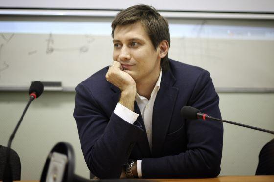 Gudkov Dmitry Gennadyevich