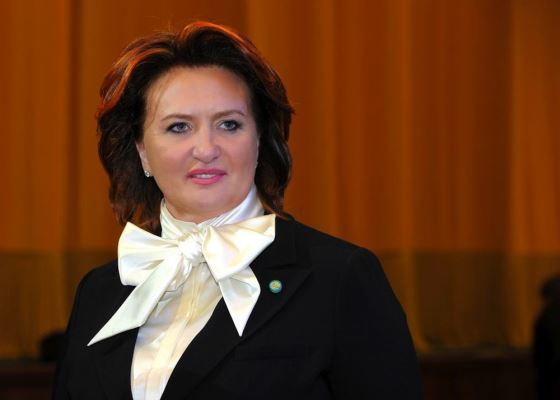 Elena Skrynnik graduated from the Medical Institute