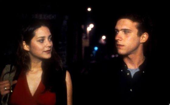 Первая положение Марион Котийяр во полнометражном фильм (1994 год)