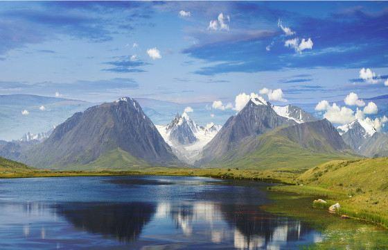 Местные жители верили, что долина Укок лежит в преддверии небесного свода