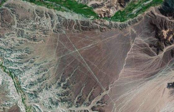 Геоглифы долины Укок