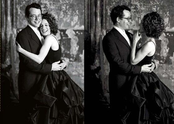 Свадебное платье черного цвета не такая уж редкость