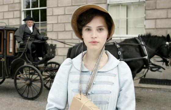 Биография Фелисити Джонс - Иностранные актеры.
