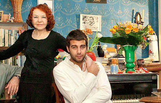 Nina and Ivan Urganty