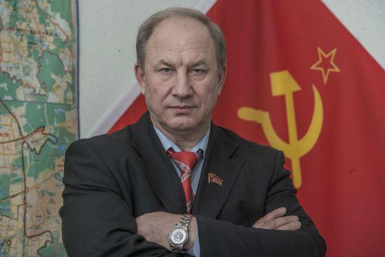 Депутат КПРФ возмущен декором клуба «Газгольдер»