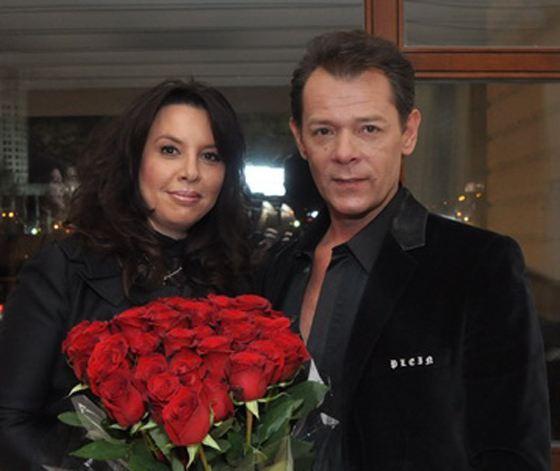 Vadim Kazachenko and Irina Amanti
