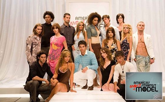 "Reality show ""The smartest model"""