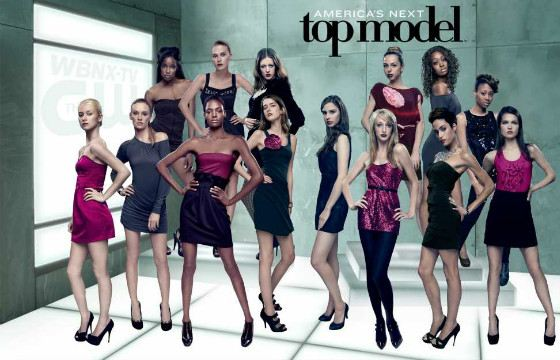 "The reality show ""Top Model in American"" has a Russian equivalent"