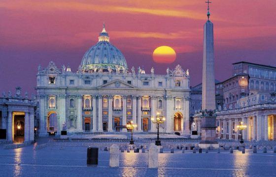 Saint Paul's Cathedral. Vatican