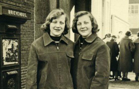 Сестры Фоккенс в начале карьеры