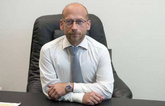 Глава нефтяной компании «Русь-Ойл» Сергей Подлисецкий