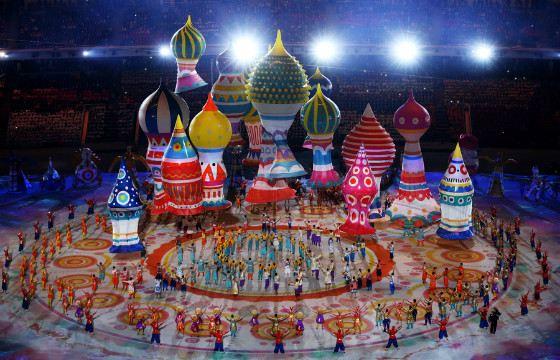 Олимпиада в Сочи  стала красивым праздником спорта