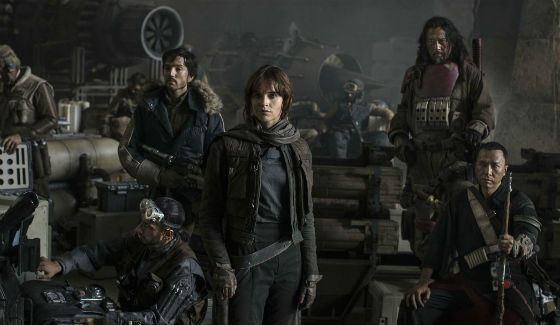Rogue One: A Star Wars Story / Изгой-один. Звёздные войны: Истории [2016]: Космическое надувательство: рецензия на «Изгой-один: Звездные войны. Истории»