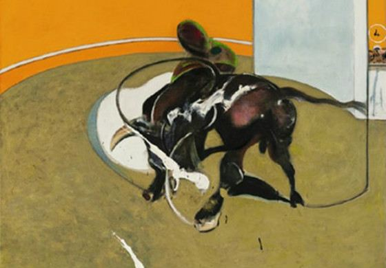 A painting by Francis Bacon was sold for a very large sum.