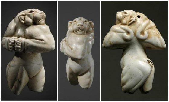 """The Lioness of Guenolla"" from Mesopotamia"