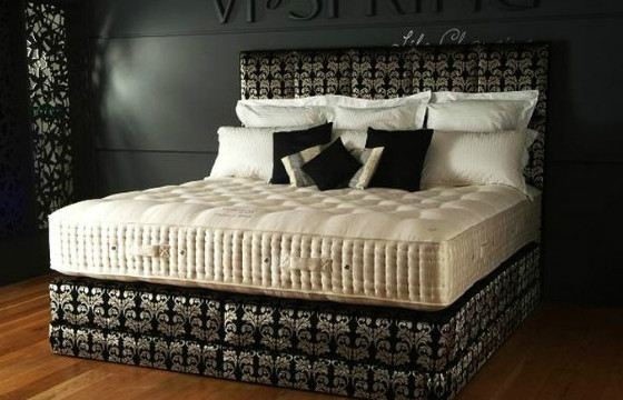 The Majesty Double Bed by Vi-Spring
