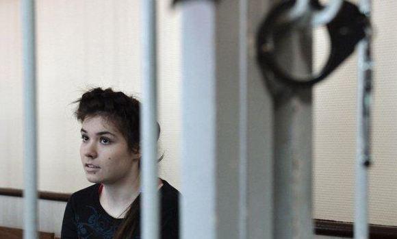 Пытавшая вступить в ИГ студентка Караулова получила 4,5 года колонии