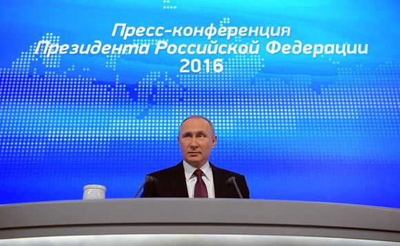 Vladimir Putin considers early elections possible