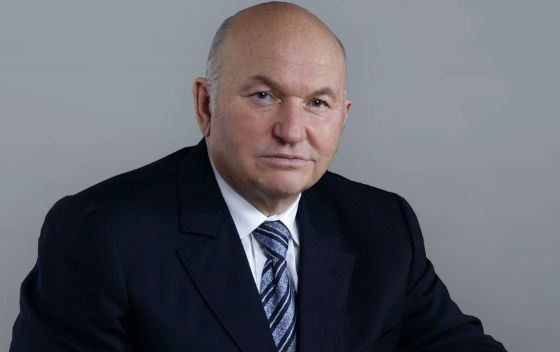 Former Moscow Mayor Yury Luzhkov (1992 - 2010)