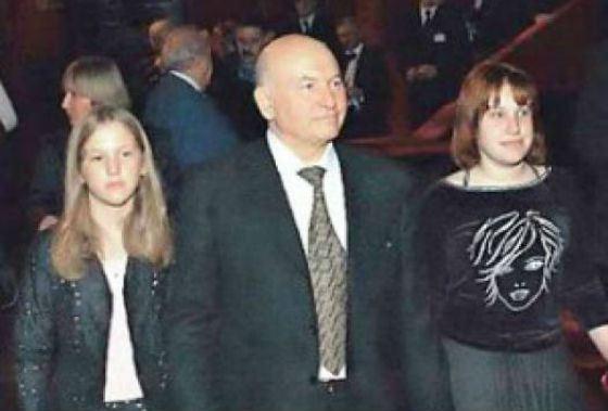 Daughters of Yuri Luzhkov from marriage with Elena Baturina