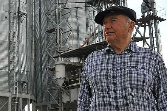 18 years old Yuri Luzhkov was at the helm of Moscow
