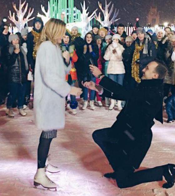 С каким кольцом сделать предложение любимой девушке
