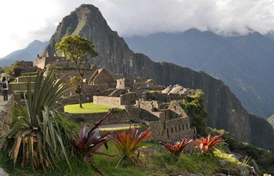 Inca City Machu Picchu