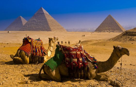 Until now, not all the secrets of the pyramids are open