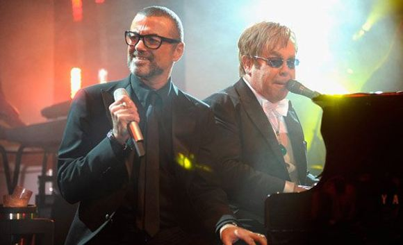 Элтон Джон назвал Джорджа Майкла выдающимся музыкантом