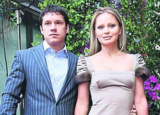 Максим Аксенов и Дана Борисова